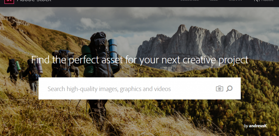 Nab those Images Easily with Adobe Stock